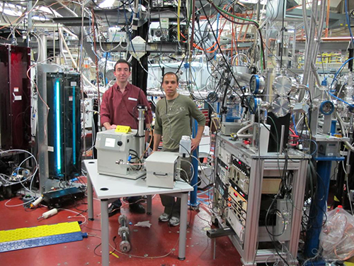Indoor Environment Research at the Advanced Light Source